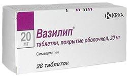 препарат для снижения холестерина