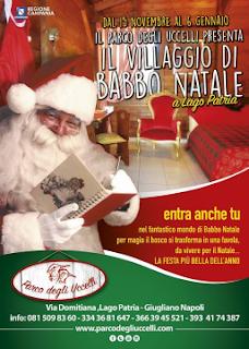 Villaggio di Babbo Natale a Giugliano in Campania: Ingressi Scontati