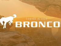 2020 Ford Bronco Engine Specs