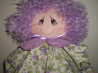 mirela - Boneca Mirela