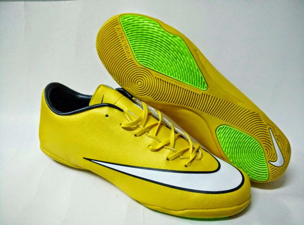 4062821cd3f low price sepatu futsal nike mercurial vapor x yellow kuning edbcb 75022