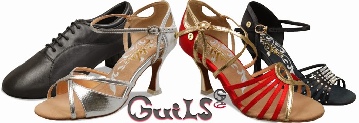 Zapatos de baile Guils - ADS