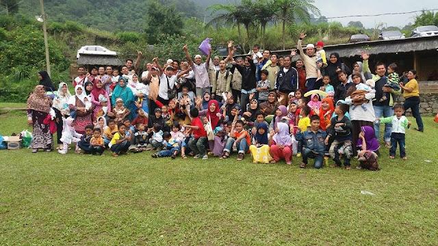 Bangun Cinta, PKS Medan Maimun Gelar Rihlah Akbar