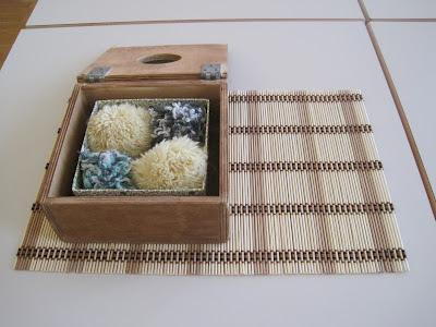 Gioco della scatola dei pon pon - fase 2