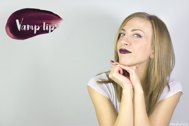 Dark lips - Maikshine