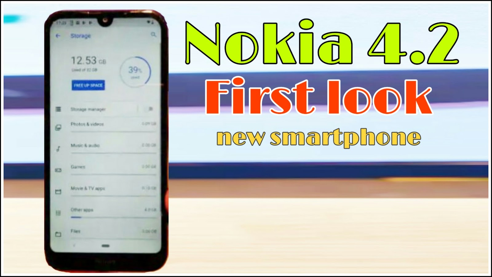 Nokia 4 2 new Smartphone launching best Android smartphone