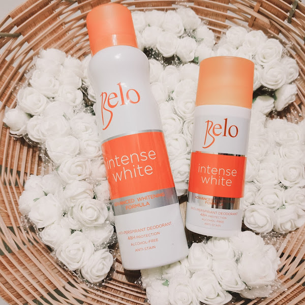 Belo Intense White Anti-Perspirant Deo - First Impressions + Review