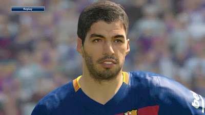 PES 2016, Suarez