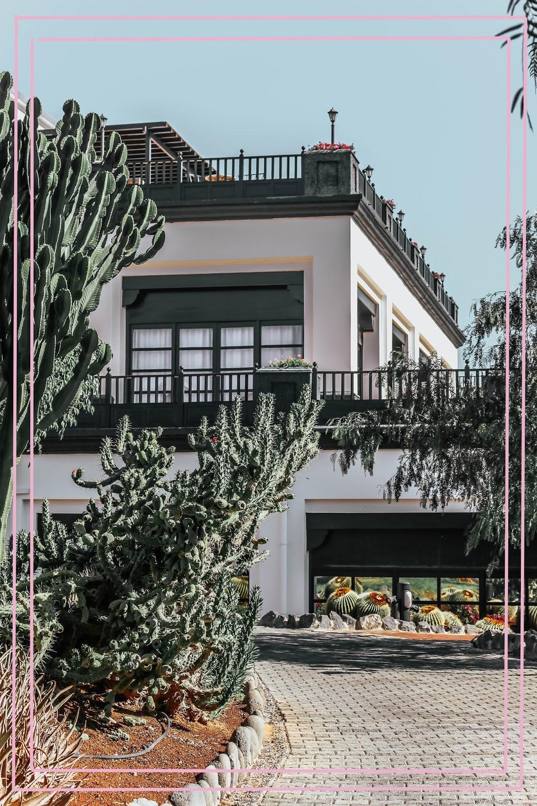 H10 Rubicon Palace Hotel Architecture Design