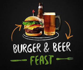 Burger And Beer Feast  At Forbes Town Center
