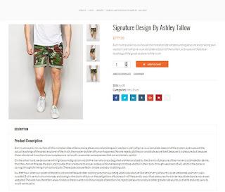 Modern Fashion WooCommerce WordPress Theme