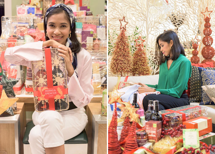 M&S Personality feature: Nikki Honasan's Christmas shopping tips