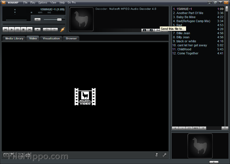 Free Download Winamp 5.666 Full Build 3516 Terbaru 2014 Windows dan Android