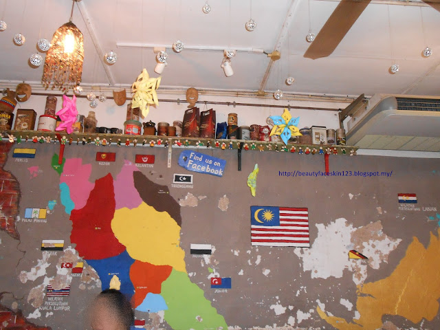 FIRST&ONLY CALANTHE ART CAFE MALAYSIA 13 STATES COFFEE