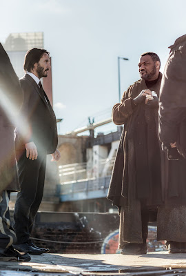Keanu Reeves and Laurence Fishburne in John Wick Chapter 2 (21)