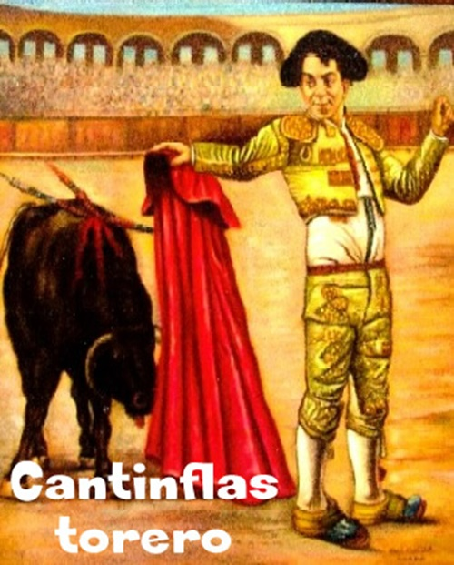 Cantinflas Torero - 1940