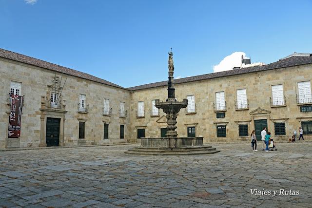 Palacio Episcopal Bracarense, Braga