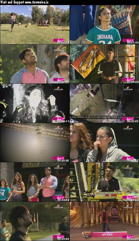 Khatron Ke Khiladi 7 Hindi 12 March 2016 HDTV 480p