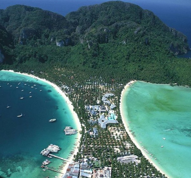 Availability on Koh Phi Phi in January