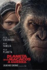 Planeta dos Macacos: A Guerra (2017) - Dublado