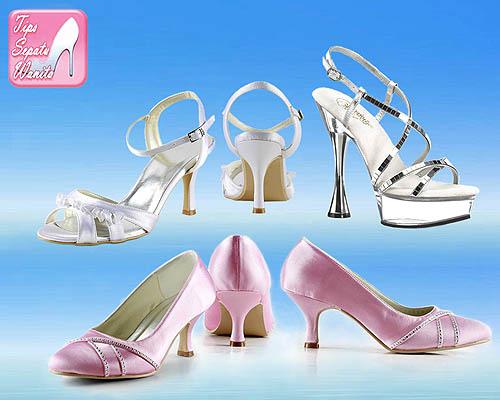Jenis dan Model Sepatu Wanita
