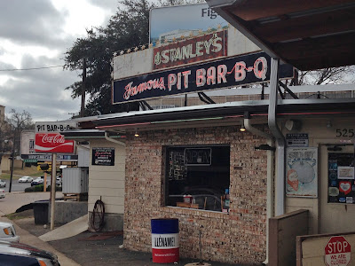 Stanley's Famous Pit BBQ in Tyler, Texas