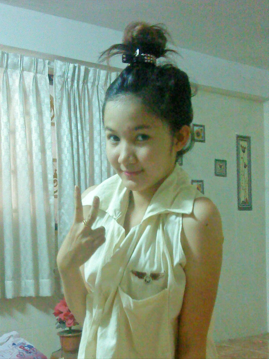 Khmer pretty girl photo