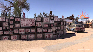East Jesus en Slab City