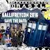 Cobertura do evento - Gallifreycon 2016
