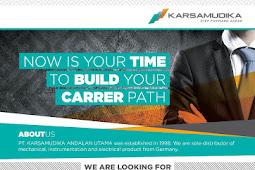 Lowongan Kerja Supervisor Sales dan Sales Engineer