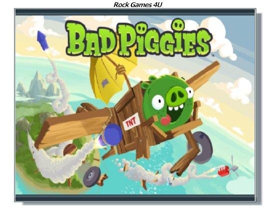 bad piggies free online game