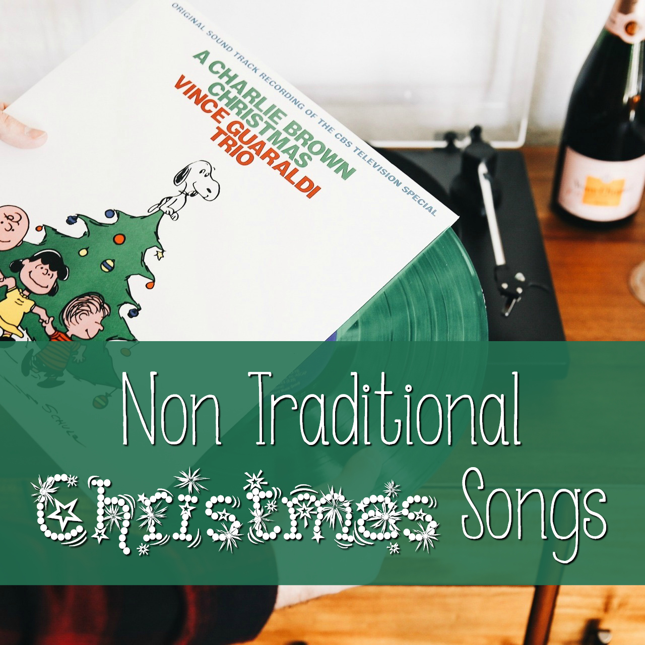 Non Traditional Christmas Songs - The Girl from Alabama