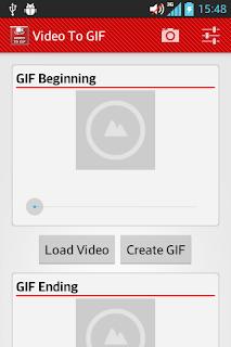 Como criar gifs através do celular