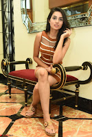 Actress Nikhita in Spicy Small Sleeveless Dress ~  Exclusive 021.JPG