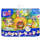 Littlest Pet Shop 3-pack Scenery Leopard (#852) Pet