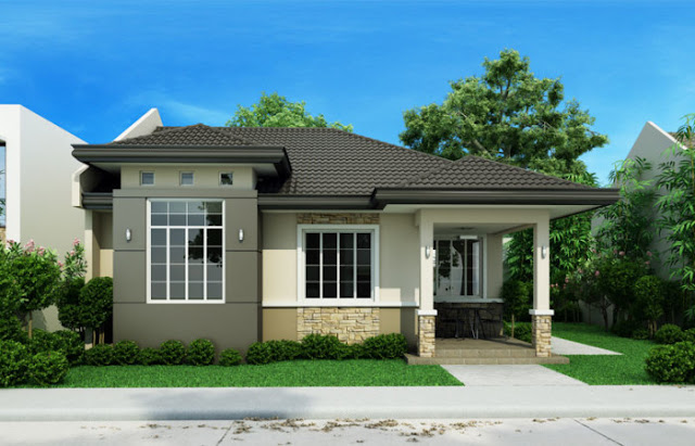 Small but Elegant House Designs for Filipinos by Pinoy EPlans