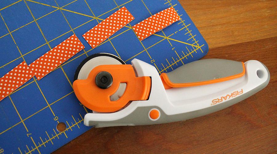 Edeenut Creates Make Your Own Fabric Washi Tape