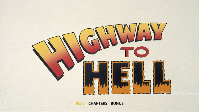 Highway to Hell blu-ray menu