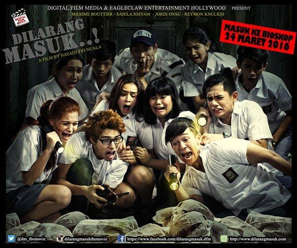 Download Film Dilarang Masuk (2016)