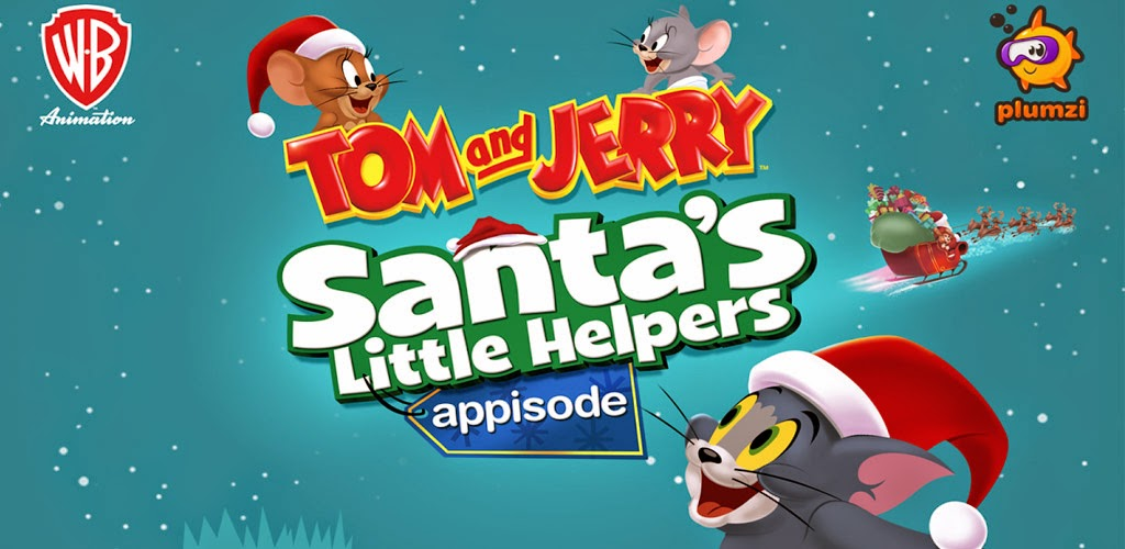 Tom & Jerry Christmas Appisode v1.0 + Data Full For Andriod Free Download