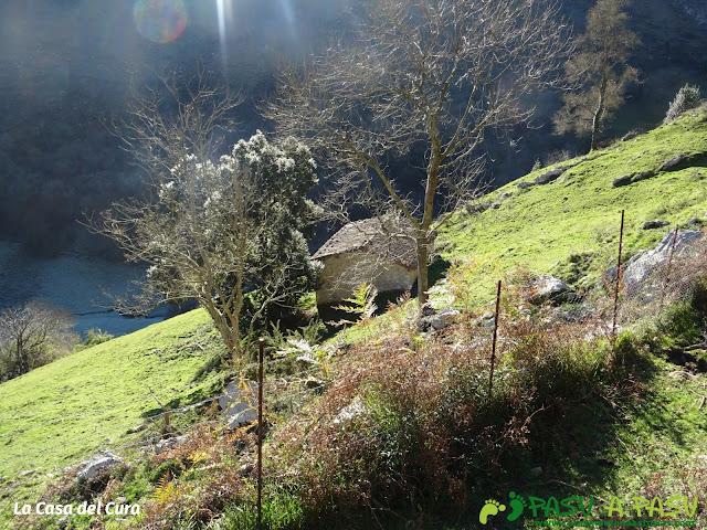 Ruta al Cerro Llabres: Casa del Cura