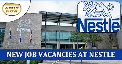 Latest Job Vacancies At Nestle