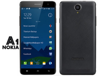 Nokia A1 : First Android Phone From Nokia