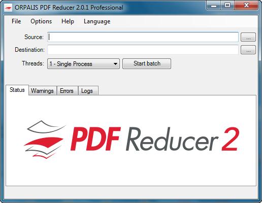 ORPALIS PDF Reducer Pro Crack