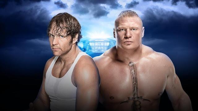 WrestleMania 32 Brock Lesnar VS Dean Ambrose Predictions, Rumors Matches