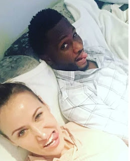 Photos: John Mikel Obi spends quality time with his family