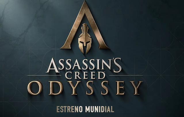 Assassin's Creed Odyssey se lanzará el 5 de octubre