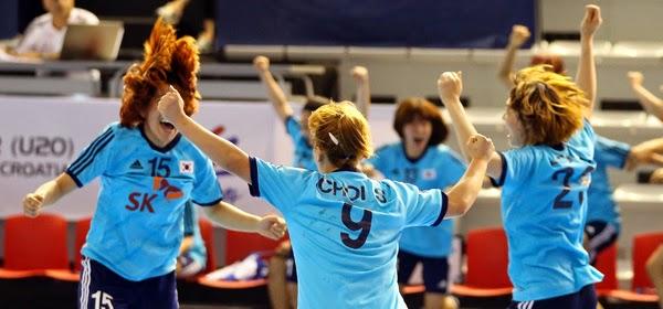 Mundial Junior Femenino: Corea y Rusia en la final   Mundo Handball