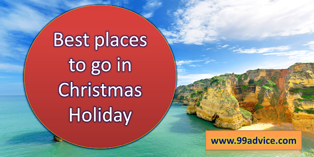 Best places to go in Christmas Holiday