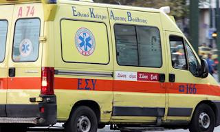 Λαμία: Κατέρρευσε ενώ εργαζόταν - Υπέστη εγκεφαλικό και τέσσερις συνεχόμενες ανακοπές